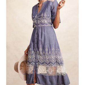Moulinette Soeurs summer dress.